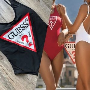 Sexy Women One-Piece Swimsuit Beachwear Swimwear b
